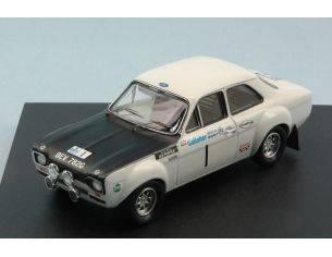 Trofeu TFCOI1969 FORD ESCORT 1600 TC N.1 WINNER CIRCUIT OF IRELAND 1969 CLARK-PORTER 1:43 Modellino