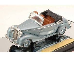 Signature SIGN43709SB MERCEDES 170S 1950 SILVERBLUE 1:43 Modellino