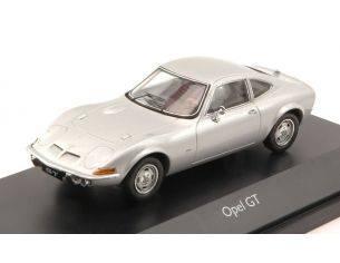 Schuco 5537 OPEL GT 1969 SILVER 1/43 Modellino