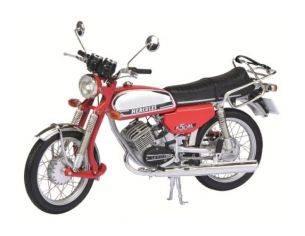 Schuco SH6649 HERCULES K50 RL RED 1:10 Modellino