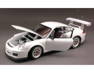 Welly WE4653 PORSCHE 911 GT3 CUP WHITE 1:18 Modellino