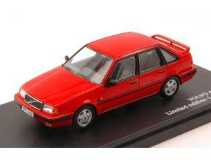 Triple 9 T9-43063 VOLVO 440 TURBO 1988 RED 1:43 Modellino