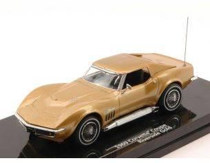 Vitesse VE36249 CORVETTE COUPE' 1969 GOLD 1:43 Modellino