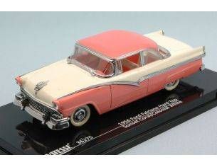 Vitesse VE36275 FORD FAIRLANE HAR TOP 1956 CORAL PINK/IVORY 1:43 Modellino