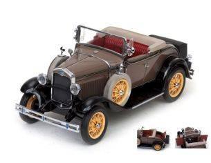 SunStar SS6120 FORD MODEL A 1931 STONE BROWN 1:18 Modellino