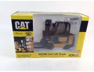 Norscot NR55056 CARRELLO ELEVATORE GC25K CAT LIFT Modellino
