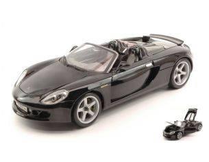 Maisto MI36622BK PORSCHE CARRERA GT 2000 BLACK 1:18 Modellino