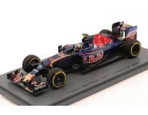 Spark Model S5010 TORO ROSSO STR11 CARLOS SAINZ JR.N.55 9th AUSTRALIAN GP 1:43 Modellino