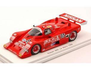 Spark Model S4396 NISSAN R88 S N.85 DNF LM 1988 M.TROLLE'-D.ONGAIS-T.SUZUKI 1:43 Modellino