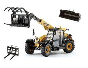 Norscot NR55278 CAT TH407C TELEHANDLER 1:32 Modellino