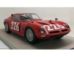 Top Model TMD1833B BIZZARRINI 5300 GT N.226 DNF TARGA FLORIO 1966 A.NIERI-E.BERNEY 1:18 Modellino