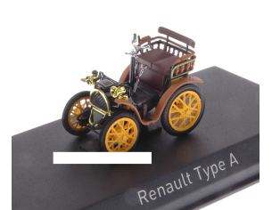 Norev NV519512 RENAULT TYPE A 1899 1:43 Modellino
