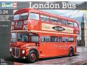 Revell 07651 LONDON BUS KIT 1:24 Modellino