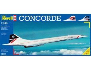 Revell RV04257 CONCORDE KIT 1:144 Modellino