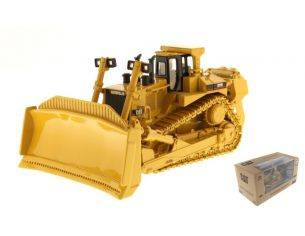 Diecast Master DM85025 CAT D11R TRACK TYPE TRACTOR 1:50 Modellino