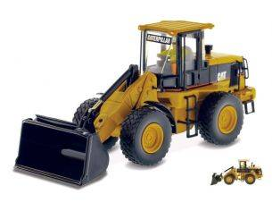 Diecast Master DM85057 CAT 924G VERSALINK WHEEL LOADER 1:50 Modellino