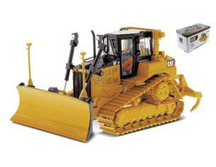 Diecast Master DM85197 CAT D6T XW VPAT TRACK TYPE TRACTOR 1:50 Modellino