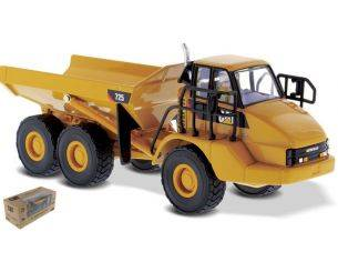 Diecast Master DM85073 CAT 725D ARTICULATED TRUCK 1:50 Modellino