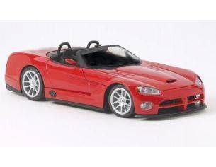 Mattel 53836 DODGE VIPER SRT 10 ROADSTER 1/18 Modellino