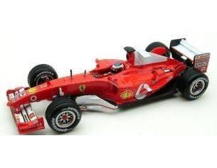 Mattel B6201 FERRARI F1 BARRICHELLO 2004 1/18 Modellino