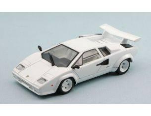 Solido SL4400400 LAMBORGHINI COUNTACH LP500S 1982 WHITE 1:43 Modellino