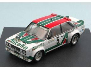 Trofeu TF1429 FIAT 131 ABARTH N.5 WINNER ACROPOLIS 1978 W.ROHRL-C.GEISTDORFER 1:43 Modellino