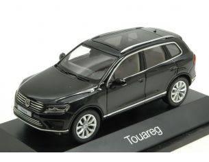 Herpa HP7094 VW TOUAREG BLACK 1:43 Modellino