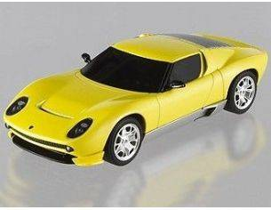 Mattel P4882 LAMBORGHINI MIURA CONCEPT 1/43 Modellino