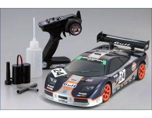 Kyosho Chevrolette Corvette 31816 BK#1:8 Inferno GT2 C6-R 1:8 R/C 2 VELOCITA' Modellino