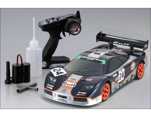 Kyosho 31398S FAZER MCLAREN F1  BK#1:10 GP 4WD 2.4GHZ R/C  Modellino