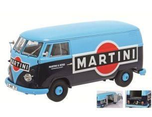Schuco SH0285 VW T1b MARTINI 1:18 Modellino