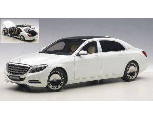 Auto Art / Gateway AA76291 MERCEDES MAYBACH S-KLASSE (S600) 2016 BIANCO 1:18 Modellino