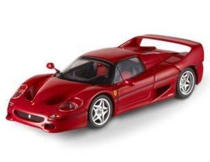 Mattel P9933 FERRARI F50 RED 1/43 Modellino