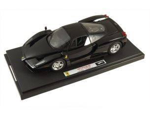 Mattel T6255 FERRARI ENZO BLACK JAMIROQUAI 1/18 Modellino