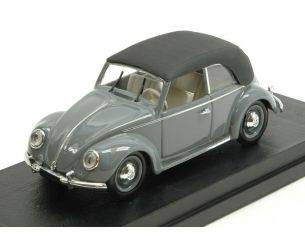 Rio RI4513 VW MAGGIOLINO 1949 CABRIO C/CAPOTTA GRIGIO 1:43 Modellino