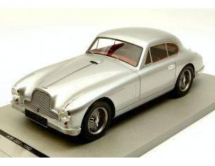 Top Model TMD1822C ASTON MARTIN DB2 COUPE' 1950 ENGLISH SILVER 1:18 Modellino