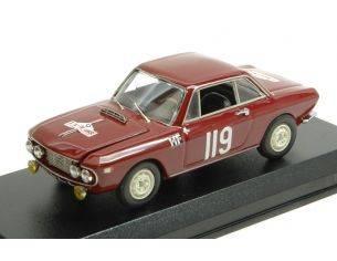 Best Model BT9638 LANCIA FULVIA 1.2 N.119 8th TOUR DE CORSE 1965 L.CELLA-S.GANAMERA 1:43 Modellino