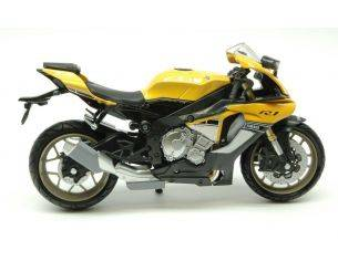 New Ray NY57803Y YAMAHA YZF-R1 2016 YELLOW 1:12 Modellino