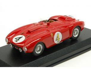 Art Model AM0352 FERRARI 375 PLUS N.4 WINNER LM 1954 J.F.GONZALES-M.TRINTIGNANT 1:43 Modellino