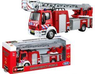 Bburago 32000 CAMION EMERGENCY FORCE USA 1:50 Modellino