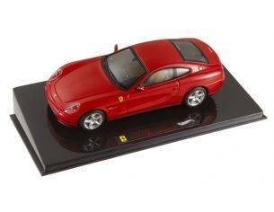 Mattel V8375 FERRARI 612 SCAGLIETTI RED 1/43 Modellino