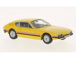 Neo Scale Models NEO44222 VW SP2 1972 YELLOW 1:43 Modellino