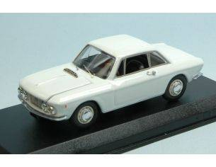 Best Model BT9637 LANCIA FULVIA COUPE' 1.2 1965 WHITE 1:43 Modellino