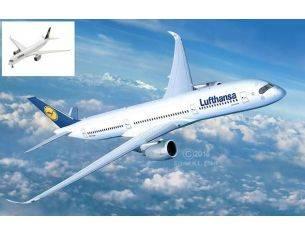 Revell RV03938 AIRBUS A350-900 LUFTHANSA KIT 1:144 Modellino