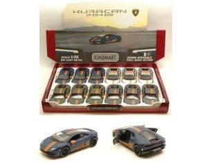 Hot Wheels KT5401D LAMBORGHINI HURACAN LP610-4 AVIO 1:36 Modellino