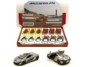 Hot Wheels KT5393D MC LAREN P1 2016 1:36 Modellino