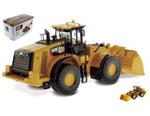 Diecast Master DM85292 CAT 982M WHEEL LOADER 1:50 Modellino