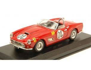 Art Model AM0355 FERRARI 250 CALIFORNIA N.2 WINNER 2 H RELAY MARLBORO 1961 A.WYLIE 1:43 Modellino