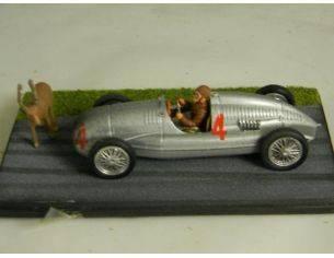 Microworld AS025 AUTO UNION DONINGTON PARK'38 NUVOLAR Modellino