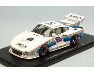 Spark Model S43SE80 PORSCHE 935 K3 N.6 WINNER 12 H SEBRING 1980 D.BARBOUR-J.FITZPATRICK 1:43 Modellino